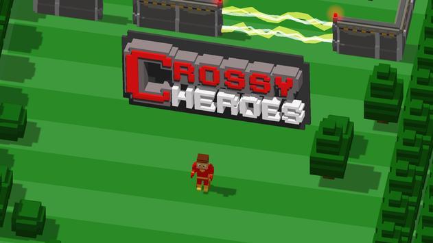 Crossy Heroes screenshot 4