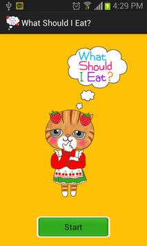 What Should I Eat in Korea? poster