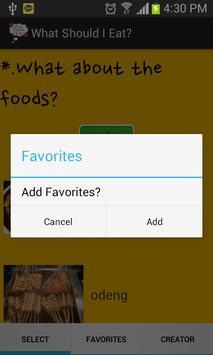 What Should I Eat in Korea? apk screenshot