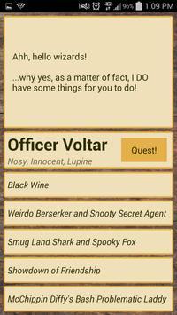 Wizards! apk screenshot