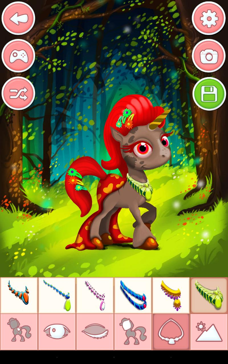 Juegos De Vestir Ponis For Android Apk Download