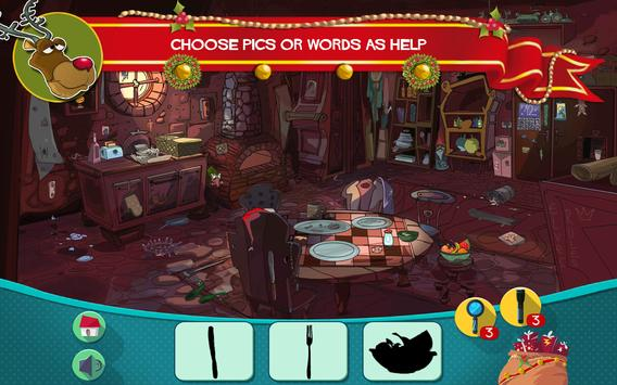 Christmas Story Hidden Objects apk screenshot