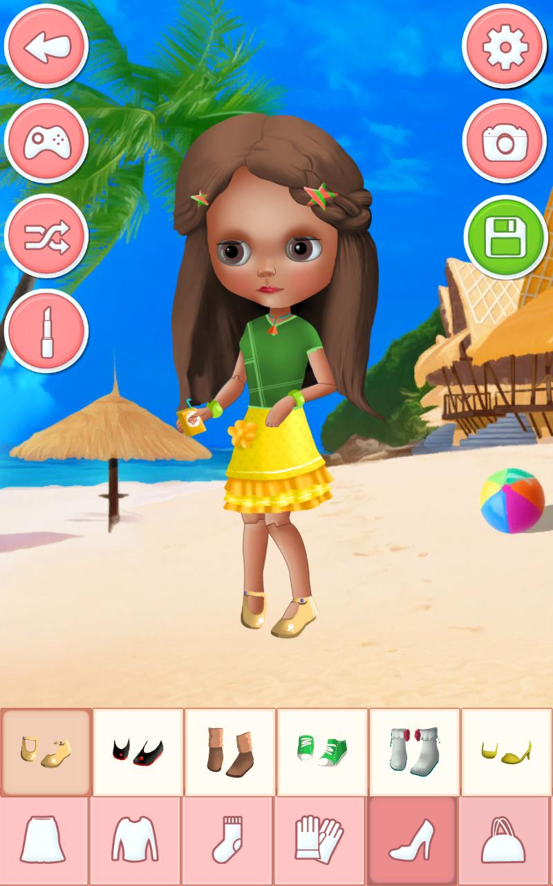 Juegos De Vestir Muñecas For Android Apk Download