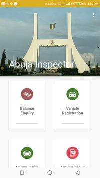 Abuja Inspector screenshot 3