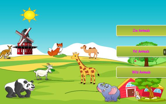 Early Words - Puzzles Free screenshot 1