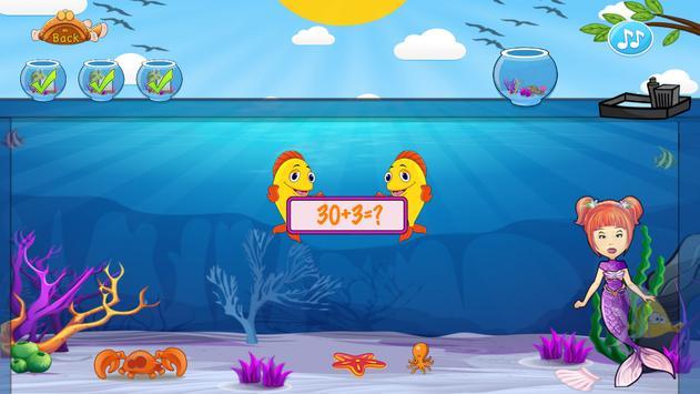 Aqua First Grade Free apk screenshot