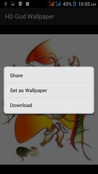HD God Wallpaper screenshot 3