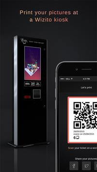 Wizito - Photo booths apk screenshot
