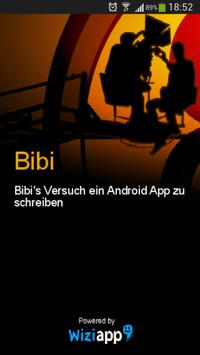 Bibi poster