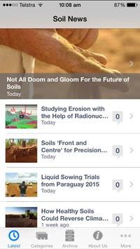 Soil News screenshot 1