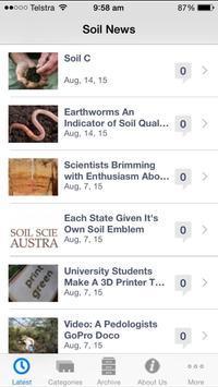 Soil News screenshot 2