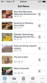 Soil News screenshot 3