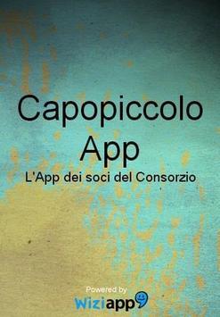 Consorzio VillaggioCapopiccolo poster