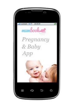 Mumbook Pregnancy & Baby App poster