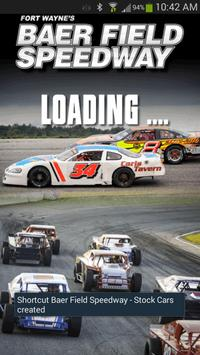 Baerfield Speedway Stock Cars poster