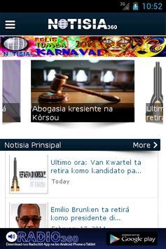 Notisia360.com apk screenshot