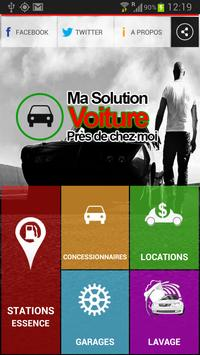 Ma Solution Voiture poster