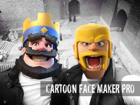Cartoon Face Maker Pro screenshot 1