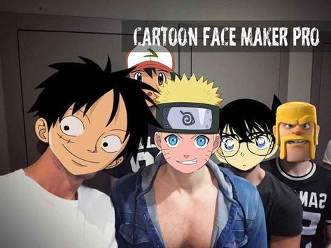 Cartoon Face Maker Pro screenshot 2