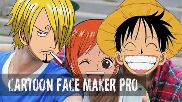 Cartoon Face Maker Pro screenshot 3