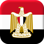 Egyptian Flag Live Wallpaper icon