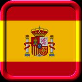 Spain Flag Live Wallpaper icon