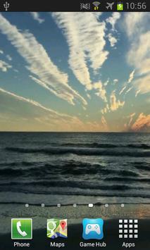 Ocean Waves Live Wallpaper apk screenshot