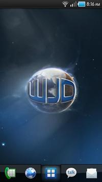WJD Designs Galaxy Live poster