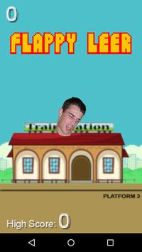 Flappy Leer poster