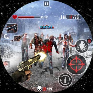 Zombie Killing - Call of Killers screenshot 11