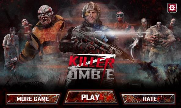 Zombie killer game for Android