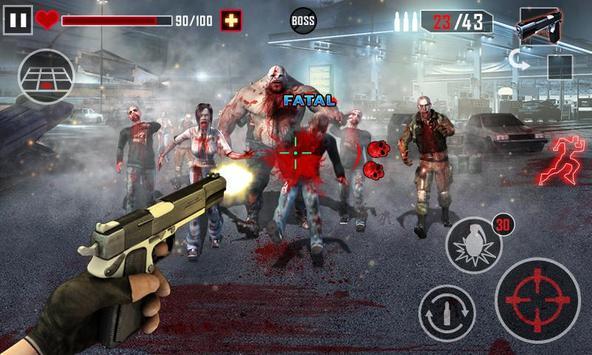 Zombie Killing - Call of Killers screenshot 9