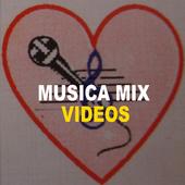 musica mix videos icon
