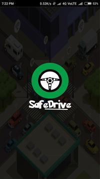 SafeDrive poster
