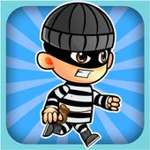 King of the Thief Run 2 icon