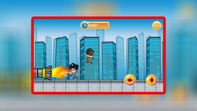 King of the Thief Run 2 screenshot 3