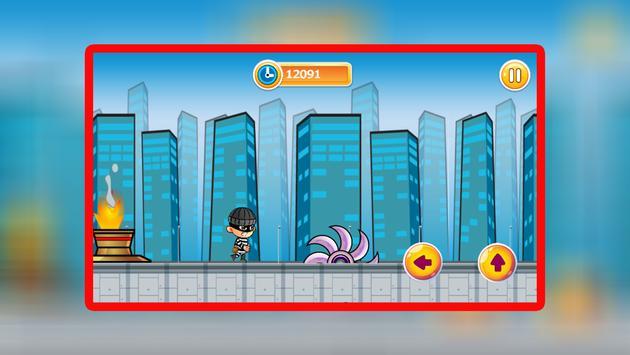 King of the Thief Run 2 screenshot 4