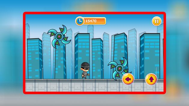 King of the Thief Run 2 screenshot 5