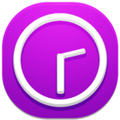 항상 시간보기(어플 사용량/시간/메시지) 확인 icon