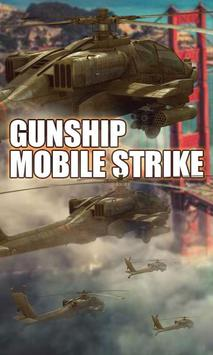 Gunship Mobile Strike poster