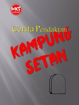 Cerita Pendakian Kampung Setan poster
