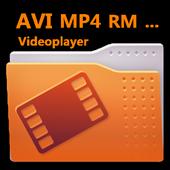 FF Video Player(MP4 AVI RM) icon