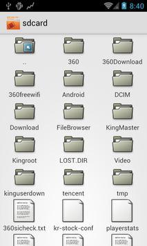 FF Video Player(MP4 AVI RM) apk screenshot