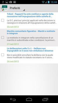 Notizie Studio legale apk screenshot