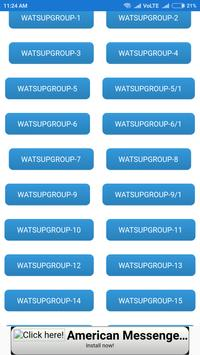 ALL GROUP CHAT LINKS screenshot 1