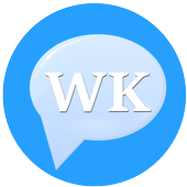 WkWek Social Network icon
