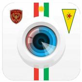Kurd Camera icon