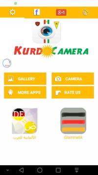 Kurd Camera poster