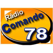 Rádio Comando 78 icon