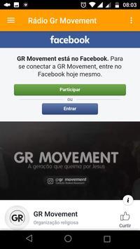 Rádio Gr Movement screenshot 5